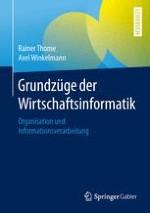 Rationalisierung durch integrierte Informationsverarbeitung