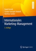 Internationalisierung und internationales Marketing-Management