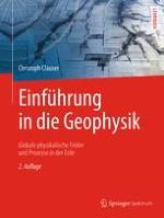 Grundsätzliches zur Geophysik, zur Lage der Erde im Weltall, zu ihrer stofflichen Zusammensetzung und ihrem inneren Aufbau