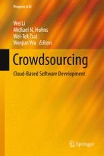 Crowdsourcing for Large-Scale Software Development