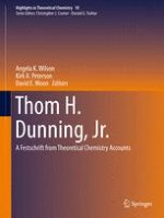 Thom H. Dunning, Jr.: Contributions to chemical theory and computing