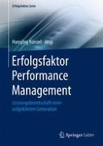 Performance Management: Dogma oder Einzelfallbetrachtung?
