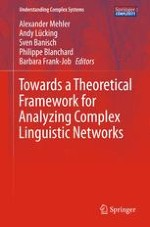 Language Networks as Models of Cognition: Understanding Cognition through Language