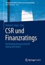 """Nachhaltigkeitsratings: Zur """"Vermessung"""" von Nachhaltigkeit im Finanzbereich"""