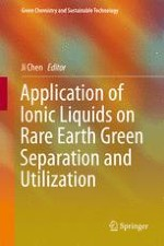 Ionic Liquids in the Context of Rare Earth Separation and Utilization