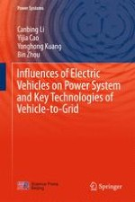Influences of EVs on Power System by Improving the Microclimate