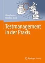 Das Testmanagement und die Rolle des Testmanagers