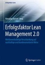 Lean Management: Das neue Lean ist smart