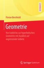 Axiomatik – synthetische Geometrie