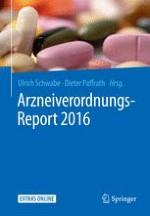 Arzneiverordnungen 2015 im Überblick