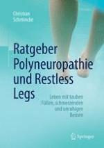 Einleitung: Polyneuropathie und Restless Legs als chronische Leiden