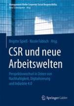 CSR 4.0 und neue Arbeitswelten – (auch) eine Frage der Haltung