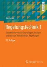 Zielstellung und theoretische Grundlagen der Regelungstechnik