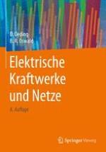 Allgemeines zur elektrischen Energieversorgung