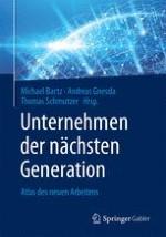 Auf dem Weg zum Unternehmen der nächsten Generation