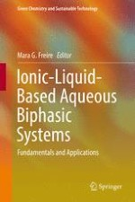 Introduction to Ionic-Liquid-Based Aqueous Biphasic Systems (ABS)
