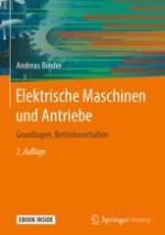 Grundlagen elektromechanischer Energiewandler