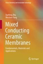 Introduction to Mixed Ionic–Electronic Conducting Membranes