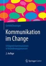 Was ist Change-Kommunikation und was machen Change-KommunikatorInnen?