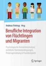 Vom Flüchtling zum Arbeitnehmer
