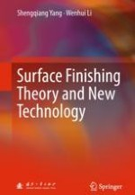 Surface Quality and Finishing Technology