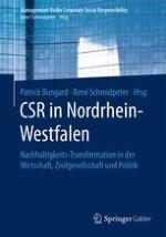 CSR in Nordrhein-Westfalen: Einführung in die Thematik und Beschreibung des Buchaufbaus