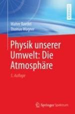 Strahlung und Energie in dem System Atmosphäre/Erdoberfläche