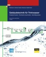 Hygienisch-mikrobiologische Trinkwassergüte in der Trinkwasser-Installation