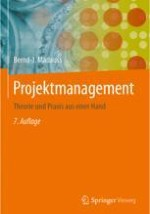Bedeutung des Projektmanagements für Industrie und Behörden