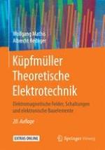 Die elektrotechnischen Disziplinen