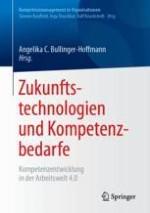 Zukünftige Technologien und bedarfsgerechtes Kompetenzmanagement – Herausforderungen und Potenziale