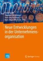 Grundlagen der Organisationsgestaltung