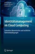 Einführung: Herausforderungen an das Identitätsmanagement im Cloud Computing