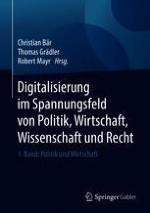 Digitale Transformation und gesellschaftliche Teilhabe