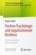 Organisationale Resilienz – mehr als ein Wettbewerbsfaktor