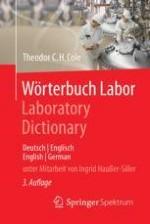 Deutsch – Englisch