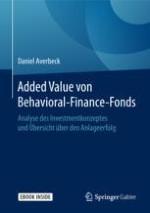 Behavioral-Finance-Theorie als Erweiterung der traditionellen Kapitalmarkttheorie