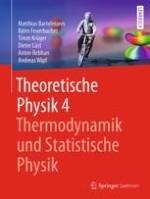 Phänomenologische Begründung der Thermodynamik