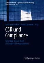 CSR und Compliance im Kontext ihrer Bedeutungsentwicklung