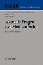 Leistungen der gesetzlichen Krankenversicherung in Deutschland – aktuelle Schwerpunkte in der Gerichtspraxis