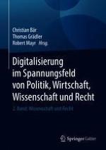 Digitalisierung im Spannungsfeld der grundgesetzlichen Kompetenzträger
