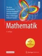 Mathematik – Wissenschaft und Werkzeug
