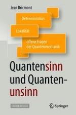 Welche Fragen wirft die Quantenmechanik auf?