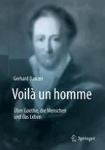 Goethe – Wie man wird, was man (mit 25 Jahren) ist