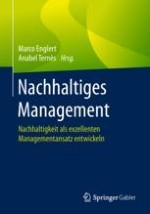Road to Excellence: Potenzial des Sustainable Management im 21. Jahrhundert