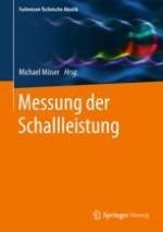 Messung der Schallleistung