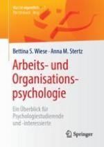 Gegenstand der Arbeits- und Organisationspsychologie