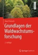 Der Wald und sein Wachstum. Einführung