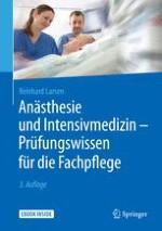 Fragen – Anästhesie