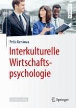 Kulturvergleichende Psychologie: Gegenstand, theoretische Konzepte und interkulturelle Perspektiven